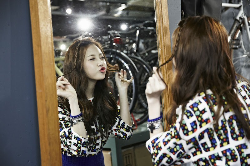Girl's Day Yura Love Second Album