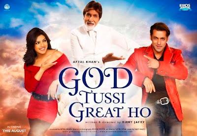 God Tussi Great Ho (2008) Hindi Movie DVDRip