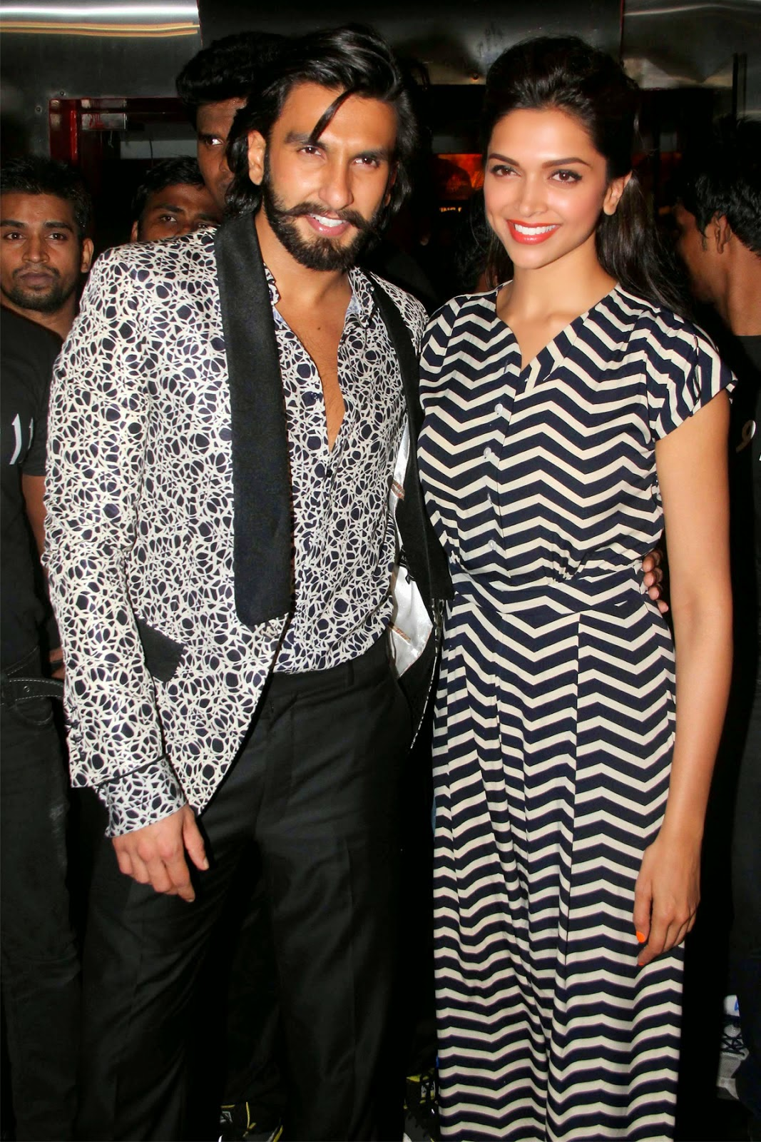 Ranveer Singh with deepika padukone hd wallpapers