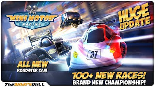 Mini Motor Racing 1.7.2 ARMv6 APK+DATA