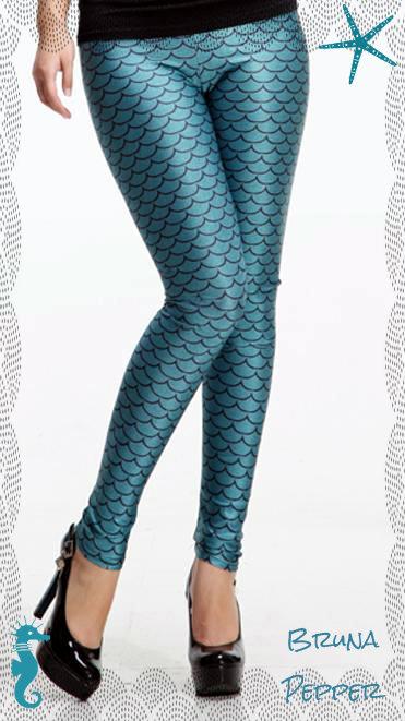 6db786e117 Bruna Pepper...  Legging Sereia