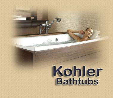 Bathroom: Kohler Bathtubs