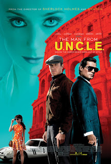 Watch The Man from U.N.C.L.E. (2015) movie free online