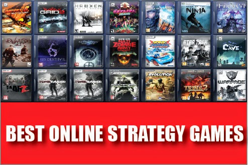 best strategy games free online