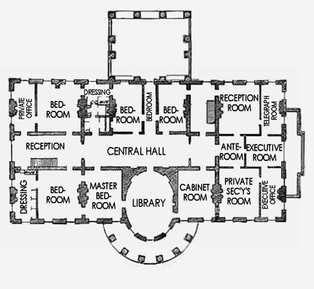 Gothic mansion floor plans