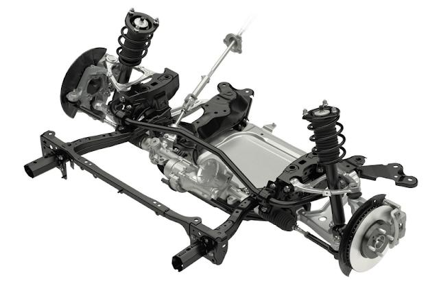 Mazda MX-5 Roadster ND Front Suspension