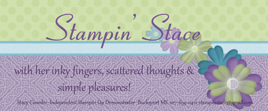 Stampin Stace
