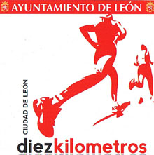 10 Km Ciudad de Leon