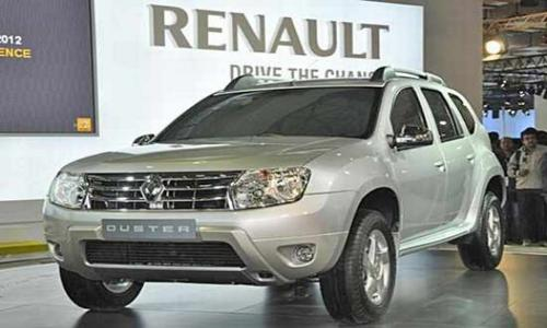 2012 Renault Duster Price.
