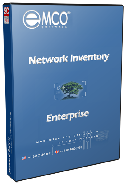 EMCO Network Inventory Professional 5.8.8.9411