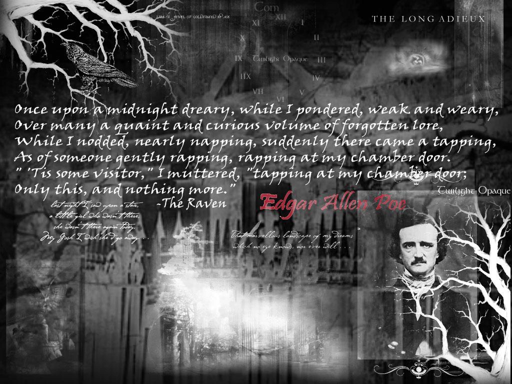 El Espejo Gtico El Cuervo E A Poe Wallpapers Fondos HD Wallpapers Download Free Images Wallpaper [1000image.com]