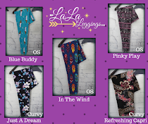 LALA LEGGINGS - Fashion/Apparel