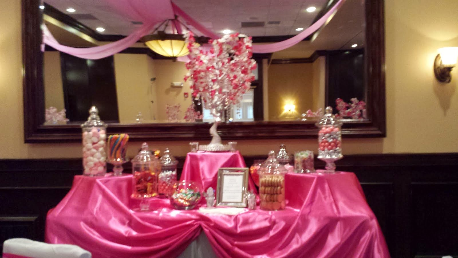 CANDY TABLE SERVICE