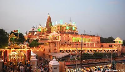 Mathura Lord Krishna Janmabhoomi