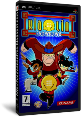 Xiaolin Showdown [Full] [1 link] [Espa�ol] [PSP] [FS]