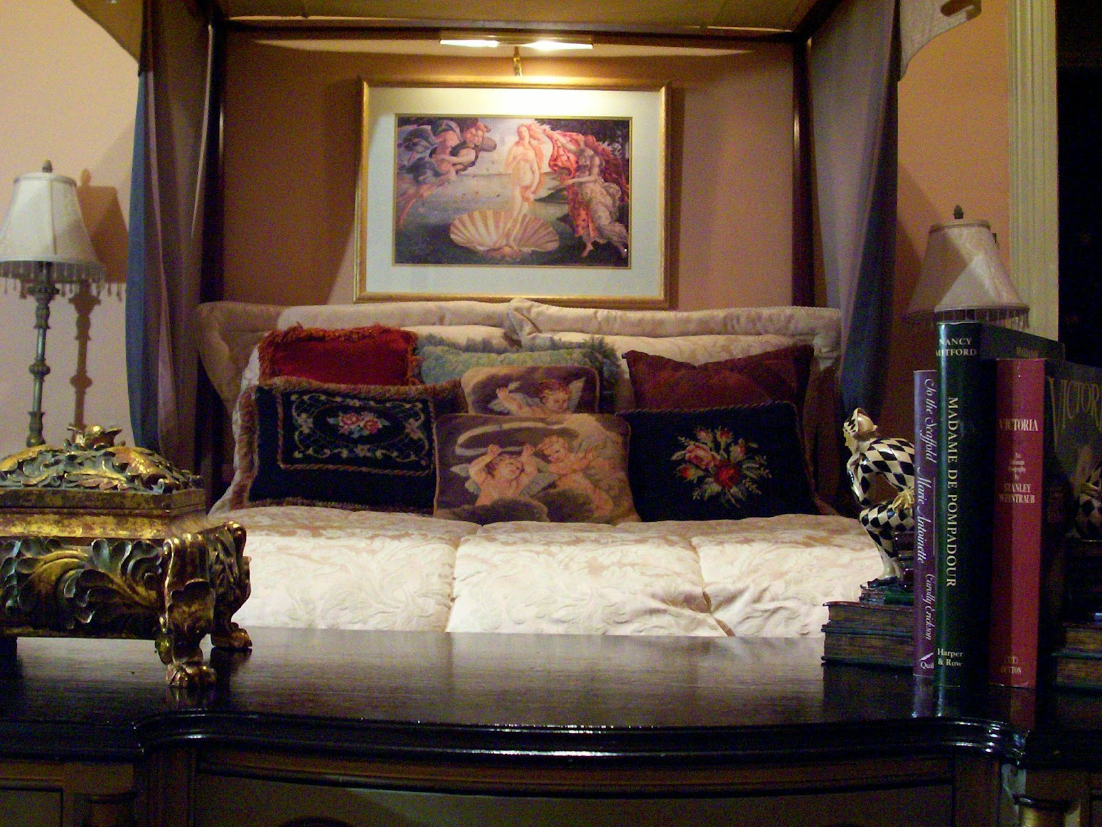 eye for design decorating your bedroom boudoir style