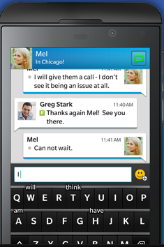 Blackberry has already officially announce the release of BBM to cross Android and iOS platforms this summer