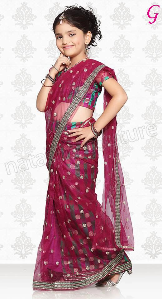 Indian Designer Clothes For Babies