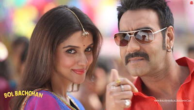 Bol Bachchan HD Wallpapers - Starring Ajay Devgn, Asin