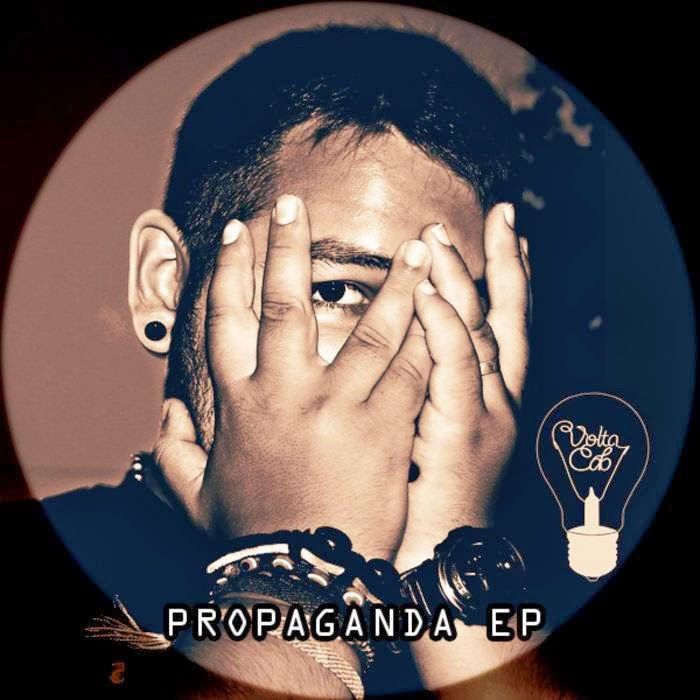 Volta Cab - Propaganda EP