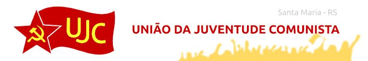 Acessa também o blog da UJC Santa Maria