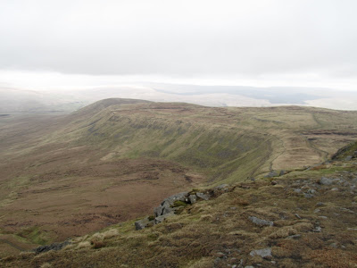 Ingleborough to Simon Fell
