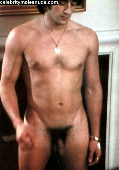 nude images of sylvester stallone
