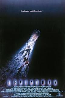 Leviathan: El Demonio del Abismo Poster