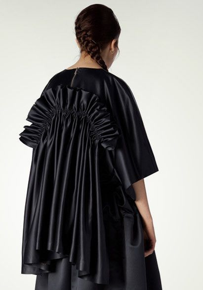 pleated trend