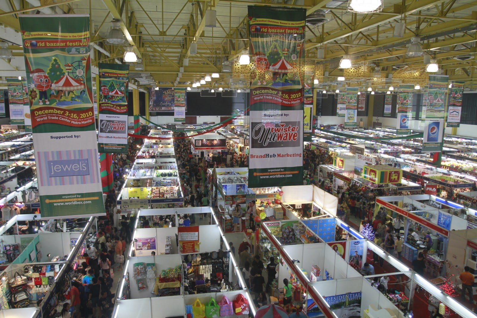 Grand Celebrity Bazaar, megatrade hall 1, SM Megamall ...