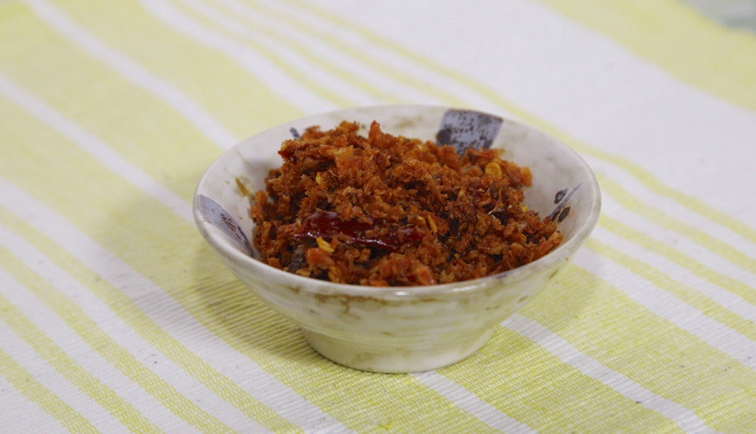 Maldive fish sambal recipes for chicken