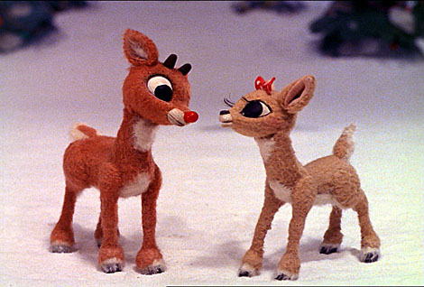 zz+Clarice+and+Rudolph Red Nosed Reindeer 001 Top 25 Family Holiday Movies