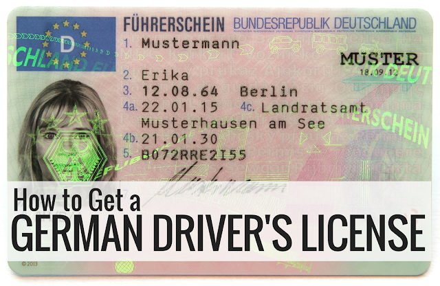 How to Get a German Driver's License
