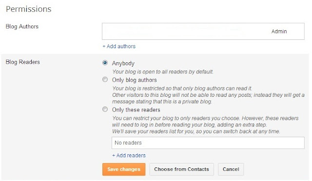 edit blog readers on blogger