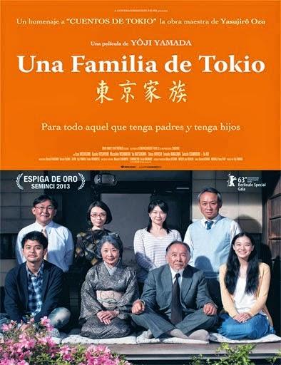Una familia de Tokio (Tokyo kazoku) (2013)