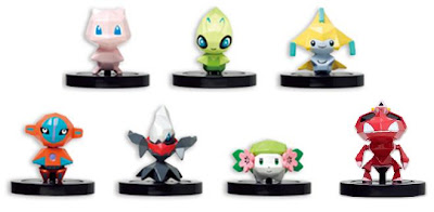 Pokemon NFC Figure Part 3 PokeCenJP