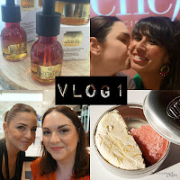 VLOG1; Bobbi Brown, Muji, Isdin, The Body Shop, Benefit...