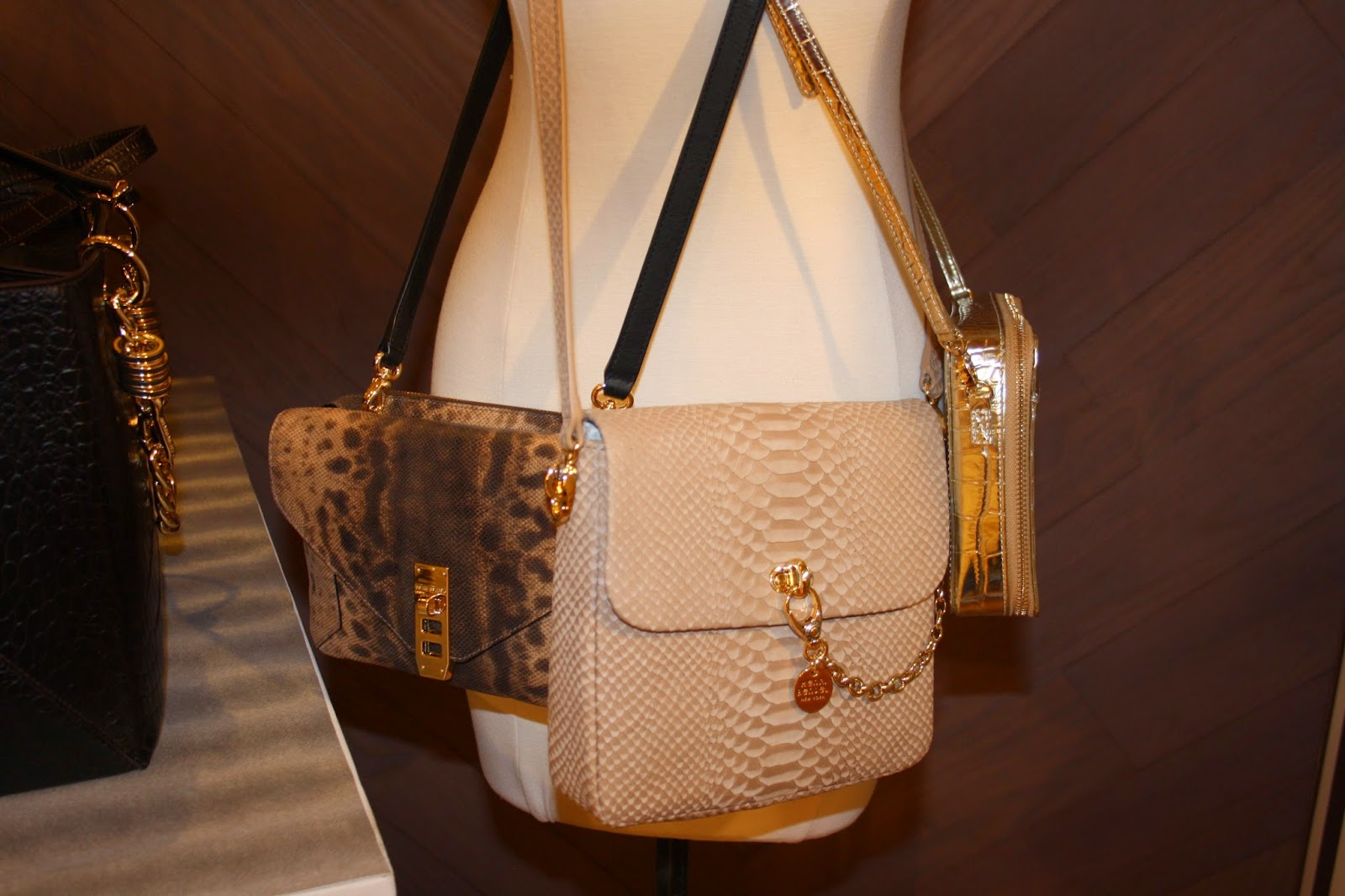 Henri Bendel Fall 2014 Preview