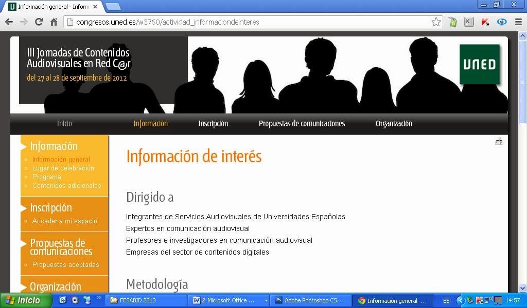 REDAUVI Red iberoamericana de patrimonio audiovisual universitario ...