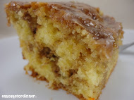Honeybun Cake