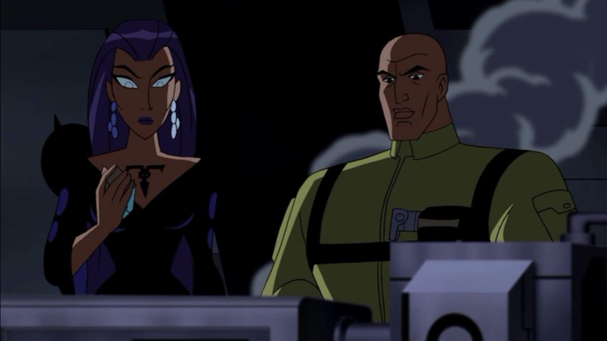 Tala justice league unlimited - photo#10