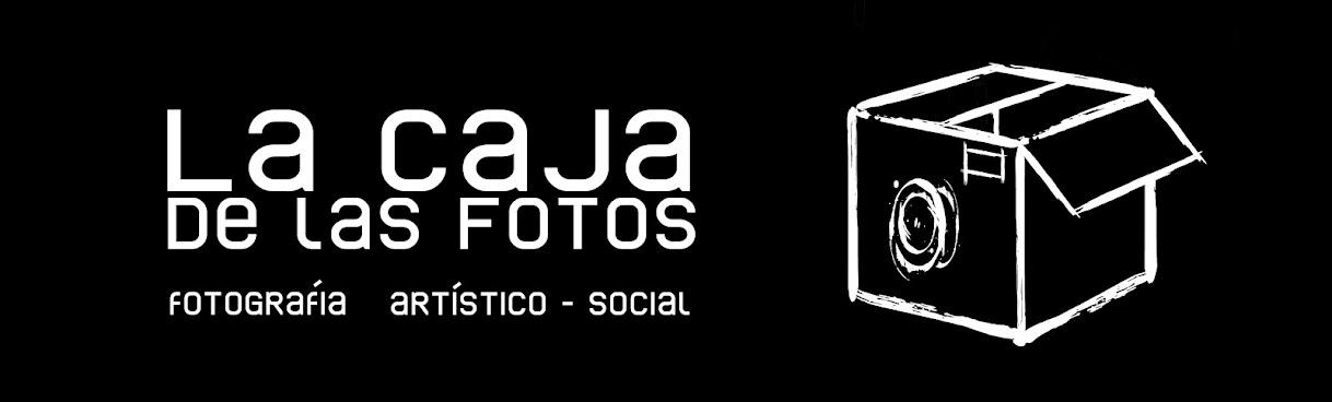 LA CAJA DE LAS FOTOS