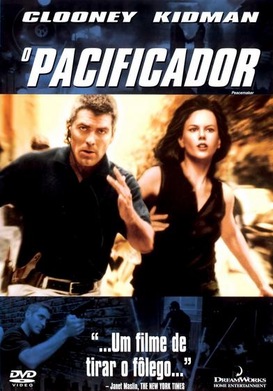 Filme O Pacificador Dublado AVI DVDRip