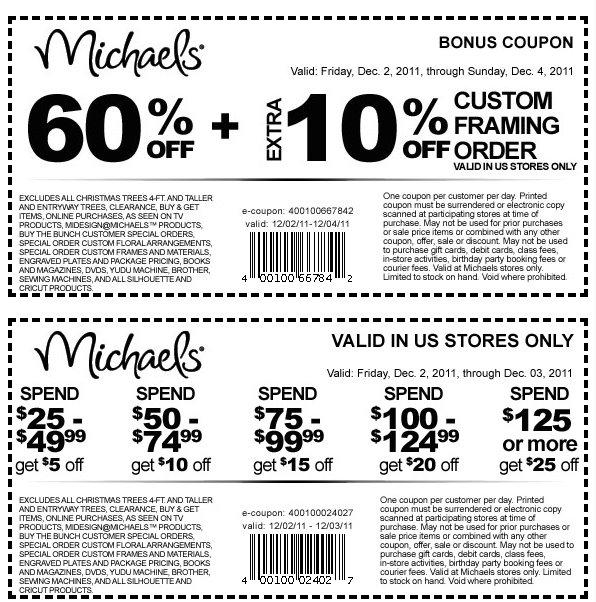 Michaels coupon retailmenot - Victoria secret coupon code free ...