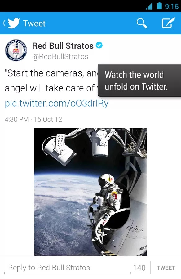 Download Twitter 4.1.6 Apk For Android