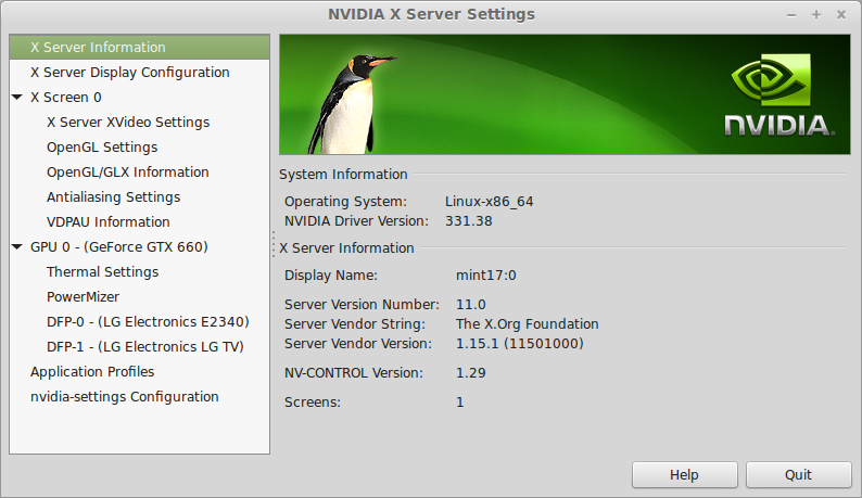 nvidia forceware network access manager software
