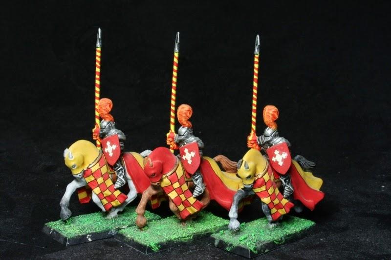 Caballeros del imperio de Battle Master 01
