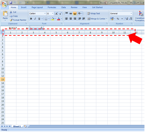 how to cut a column in excel