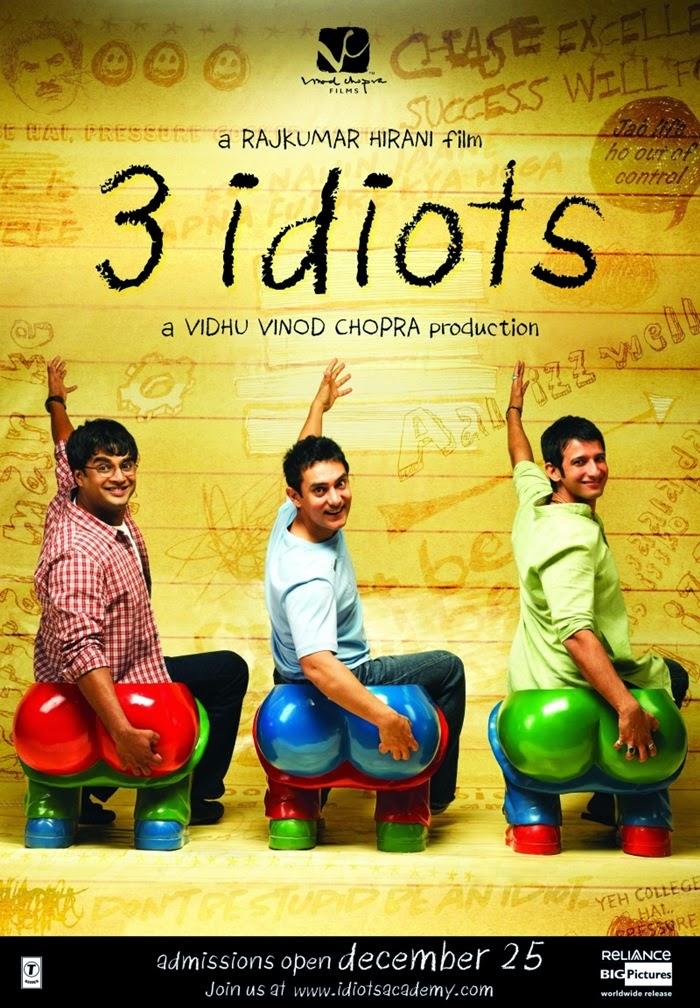 3 Aptal: 3 Idiots (2009) Film indir