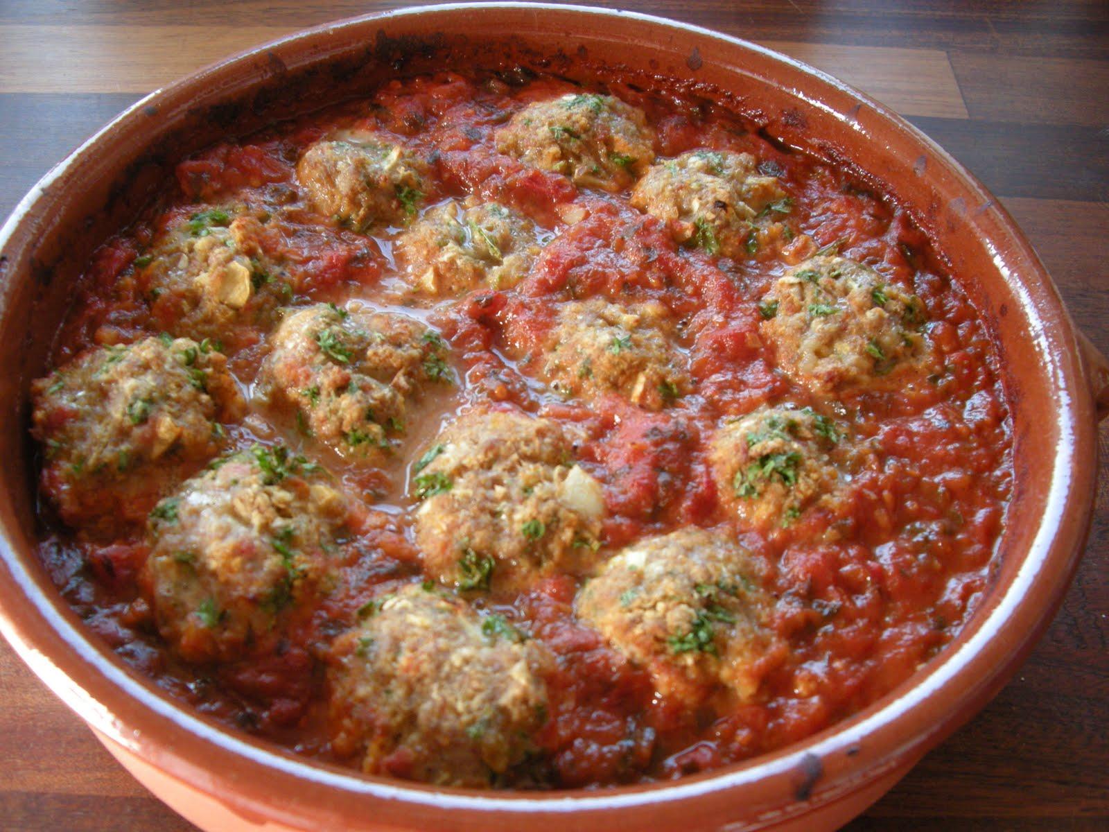 Albondigas Opskrift ullas køkken: albondigas